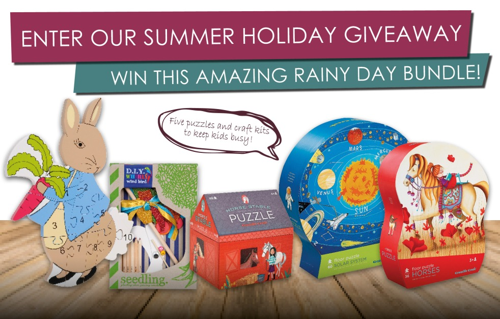 C & H Summer Holiday Giveaway